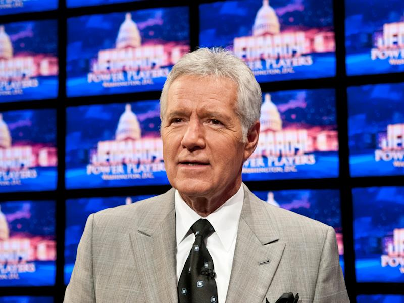"""Alex Trebek's cancer may mean ending his time as """"Jeopardy!"""" host"""