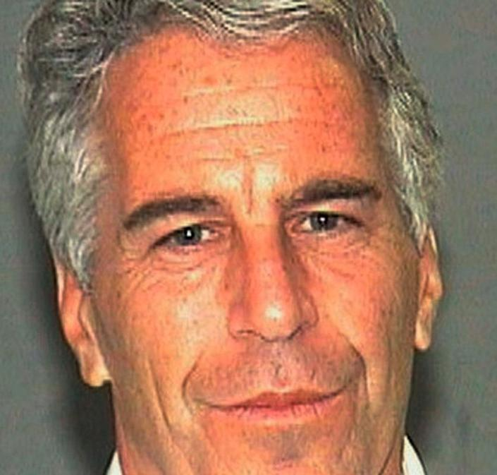 Jeffrey Epstein is seen in his 2016 arrest photo by the Palm Beach, Fla., Sheriff's Office. The wealthy financier and convicted sex offender was arrested last month in New York on separate sex trafficking charges. (Photo: ASSOCIATED PRESS)