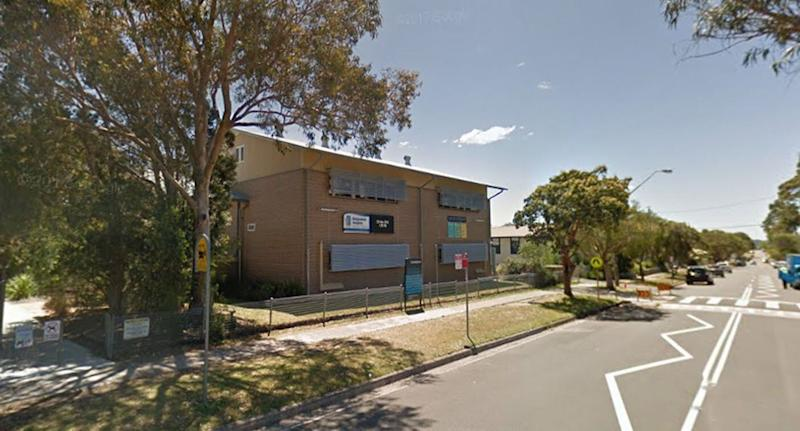 Balgowlah Heights School in Sydney's north where the altercation took place.