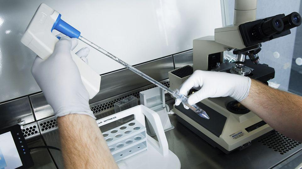 A sperm donor has now discovered his samples were used for a little more than research. Source: Getty