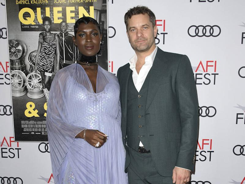 Joshua Jackson and Jodie Turner-Smith's daughter due this month