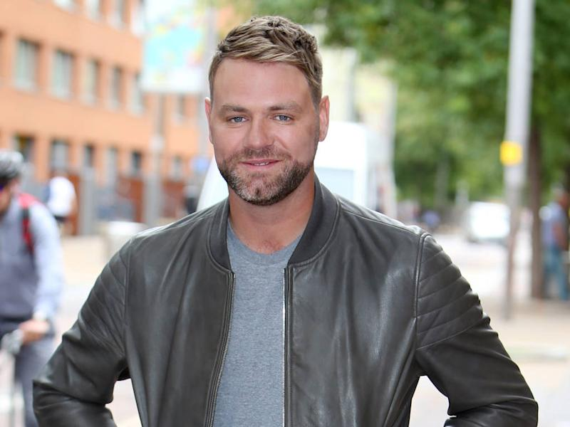 Former Westlife star Brian McFadden engaged