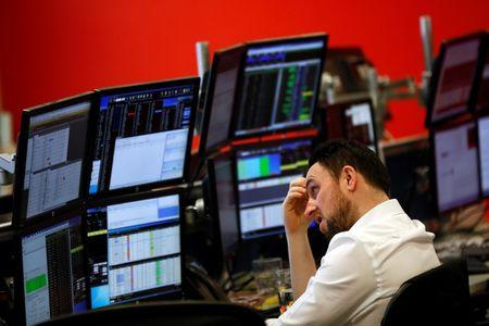 Asian equities were mostly lower in afternoon trade