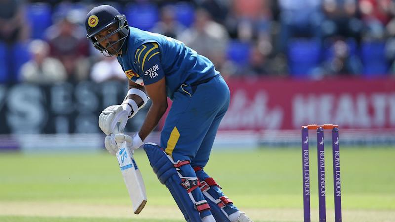 Sri Lanka ban Gunathilaka for six matches