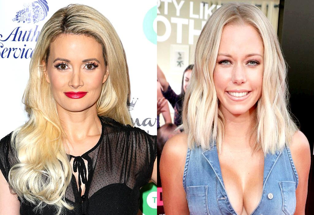 """<p>The bunny claws were out again in 2016. Former <i>Girls Next Door</i> stars — and Hugh Hefner's ex-girlfriends — Holly Madison and Kendra Wilkinson reignited their feud over what life was like during their time residing at the Playboy Mansion. In her book, Holly claimed she """"lived in fear"""" at the mansion and detailed her dark days there. """"I was trying to sell this image of 'Oh, everything is so great here,' but I was miserable inside,"""" she wrote. """"There was so much competition among the other women. I learned not to confide in certain people. There was a lot of fear."""" Kendra, who has defended Hef before against Holly's claims, <a rel=""""nofollow"""" href=""""https://www.yahoo.com/celebrity/holly-madison-fires-back-at-1427416787943478.html"""">fired back</a> with some <i>very</i> NSFW tweets, such as: """"She wasn't in fear with that d**k in her a** for a paycheck."""" Classy. It's safe to say, Holly and Kendra's friendship is done. (Photo: AP Images) </p>"""