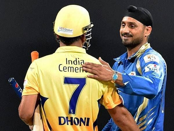 MS Dhoni and Harbhajan Singh are two of the most decorated IPL players of all time