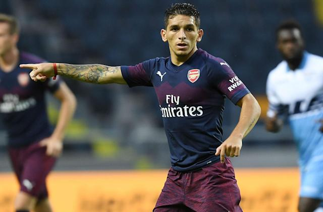 Lucas Torreira joined Arsenal from Sampdoria after he impressed in Uruguay's World Cup campaign