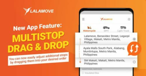 lalamove philippines guide - lalamove app services