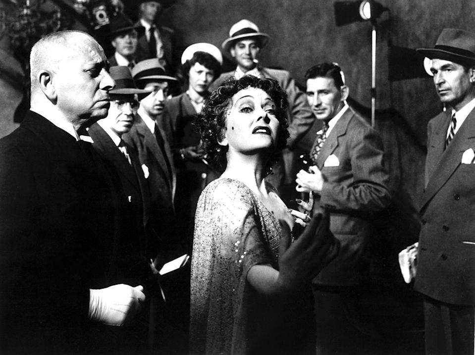 "<p><em>Sunset Boulevard</em> holds up in 2020. Aging starlet Norma Desmond's desperate flailing to stay relevant feels strangely prescient as women continue to struggle for equal leading roles, directing jobs, and screen time in Hollywood. There's something endlessly compelling about a tragic fall from fame, and Gloria Swanson's all-time great performance sticks with you long after the movie ends. — <em>MH</em></p> <p><a href=""https://www.amazon.com/gp/video/detail/amzn1.dv.gti.2ca9f724-5c98-d263-be62-f135f2f931d1?autoplay=1"" rel=""nofollow noopener"" target=""_blank"" data-ylk=""slk:Stream here"" class=""link rapid-noclick-resp""><em>Stream here</em></a></p>"