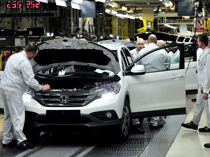 Honda aims to double global auto sales