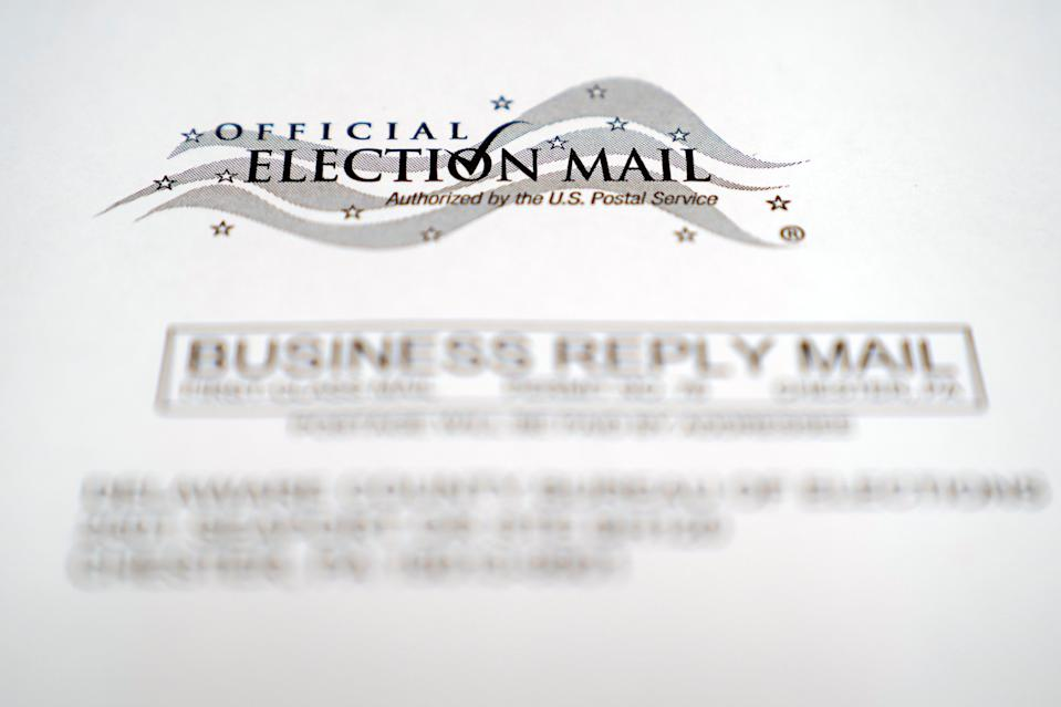 Election 2020 Supreme Court Pennsylvania Mail-In Voting (Copyright 2020 The Associated Press. All rights reserved)