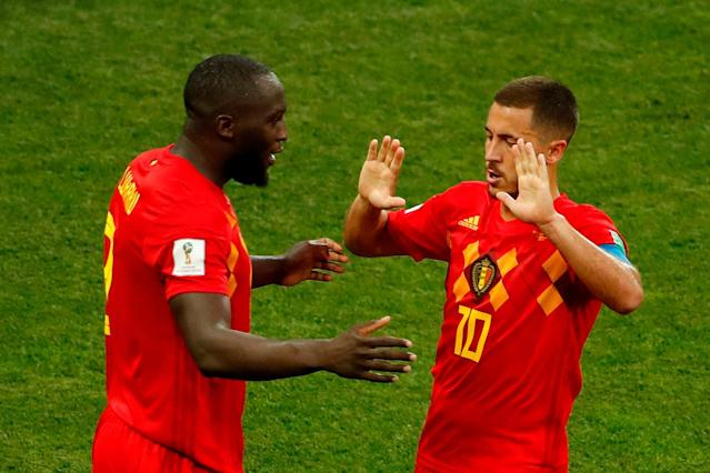 Belgium at World Cup 2018: Chelsea star Eden Hazard has no regrets after blasting Manchester United striker Romelu Lukaku