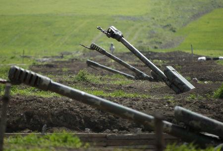 Russian Federation calls for stabilizing situation in Karabakh line of contact - spox