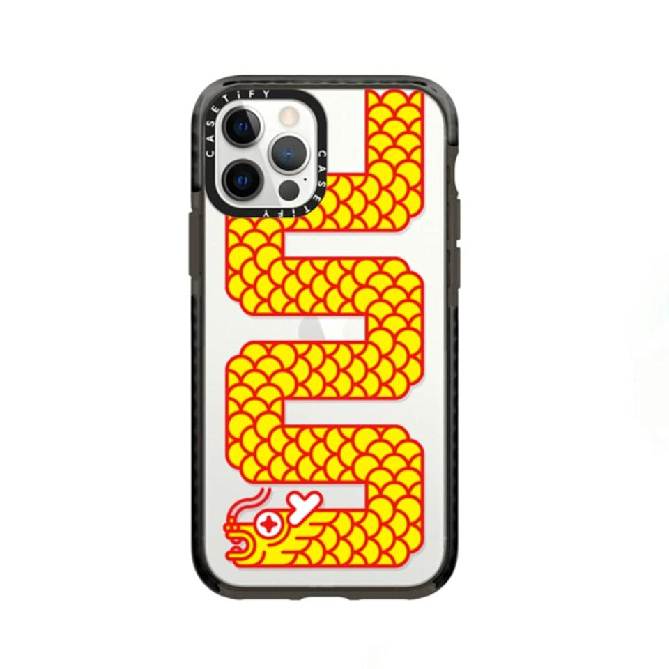"""Casetify has curated a collection featuring work from Asian American artists—and when you get yourself (or a friend!) one of these phone cases, the brand will give 100% of the proceeds towards the non-profit initiative <a href=""""https://stopaapihate.org/"""" rel=""""nofollow noopener"""" target=""""_blank"""" data-ylk=""""slk:Stop AAPI Hate"""" class=""""link rapid-noclick-resp"""">Stop AAPI Hate</a>. $55, Casetify. <a href=""""https://www.casetify.com/stopasianhate?"""" rel=""""nofollow noopener"""" target=""""_blank"""" data-ylk=""""slk:Get it now!"""" class=""""link rapid-noclick-resp"""">Get it now!</a>"""