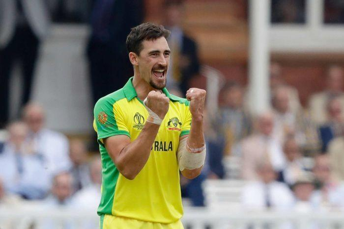 Mitchell Starc took 27 wickets in 2019 WC