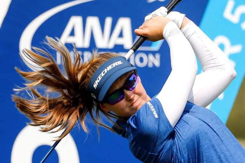 Mirim Lee wins a stunner in a playoff at the ANA Inspiration