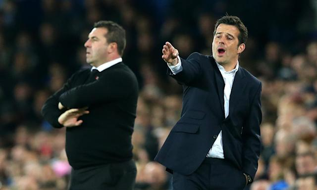 Watford's Marco Silva has not stayed for more than a single season at the three clubs he has managed since leaving Estoril.
