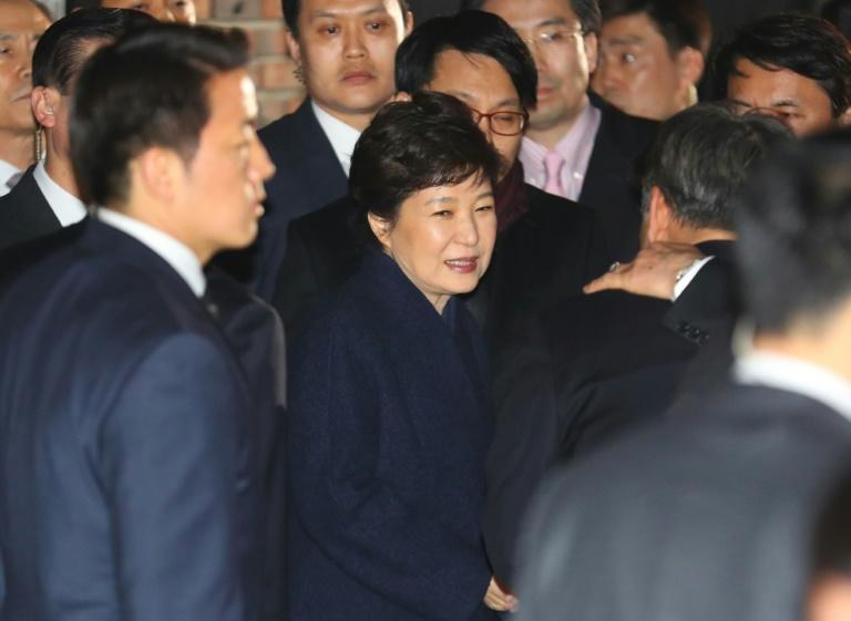 South Korean prosecutors will summon former president Park Geun-Hye, who was impeachment over a massive corruption scandal, for questioning as a criminal suspect