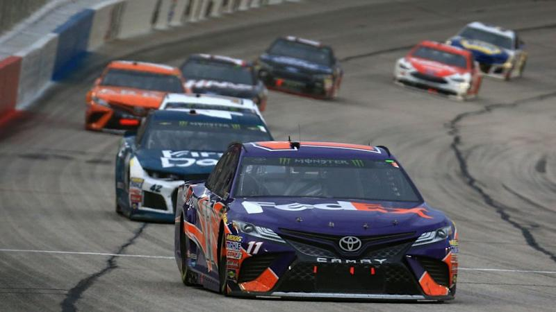 Early reviews positive for new NASCAR rules package