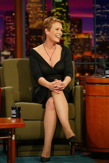 Jamie Lee Curtis loves her legs a lot, and she too has insured them for $2 million.