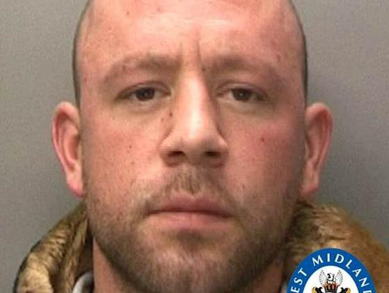 Adam Taylor, 34, was given a 13-year sentence for the'brutal' attack (Picture: Police)