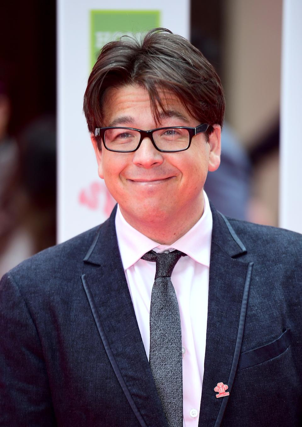 File photo dated 13/03/19 of Michael McIntyre, as his BBC game show 'The Wheel' is one of this year's festive TV highlights over the Christmas period. Strictly Come Dancing, Call The Midwife and Britain�s Got Talent are also among the programmes that will be providing festive entertainment this year.
