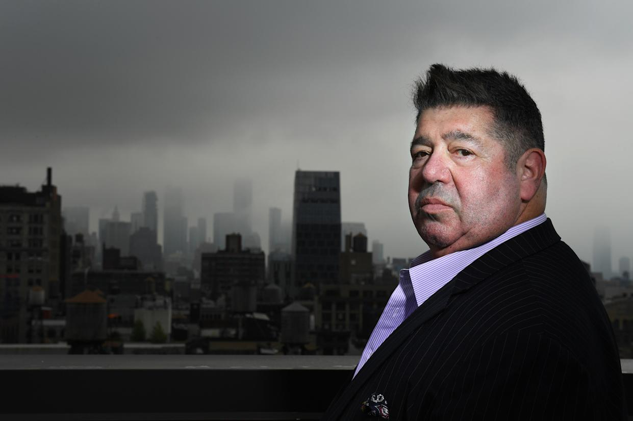 Goldstone, shown here on Sept. 12, 2018, in New York City,  <span>wrote in 2016 the now notorious email that would pique the interest of special counsel Robert Mueller's prosecutors and congressional investigators</span>. (Photo: Matt McClain/Washington Post via Getty Images)
