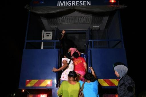 Southeast Asian lawmakers urge Malaysia to halt migrant crackdown