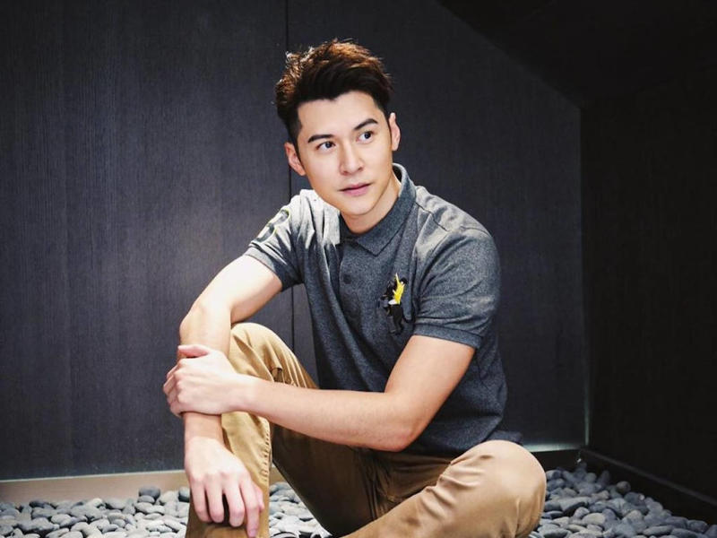 Carlos Chan are among the Hong Kong celebrities stuck in Malaysia.