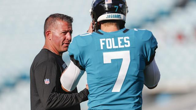 Tom Coughlin was not the last key figure to lose his job with the Jaguars, who have parted ways with Offensive Coordinator John DeFilippo.