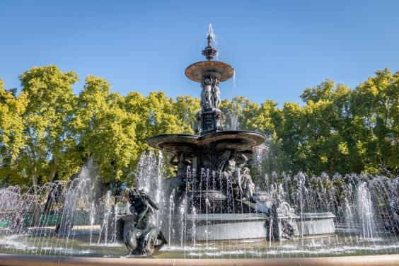 Check out General San Martin Park in the city (Getty Images/iStockphoto)