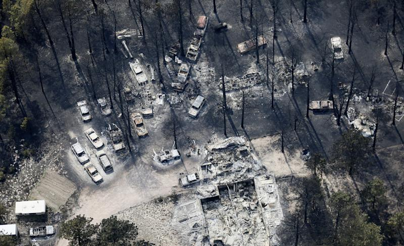 Colorado Springs Black Forest Fire