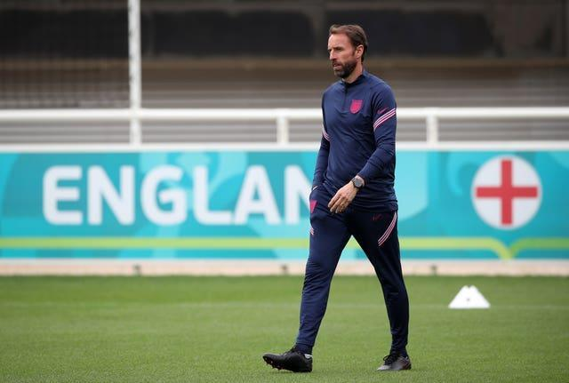 Southgate led England to their first major semi-final since 1996 at the 2018 World Cup