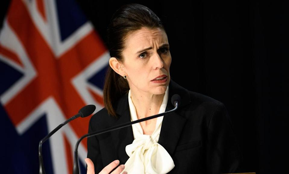 Prime Minister Jacinda Ardern says things will get worse before they get better.