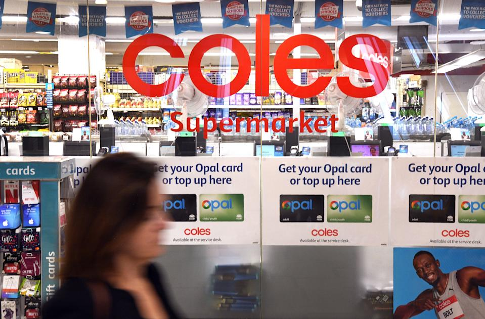 Coles will hire an extra 5,000 staff. Source: Getty