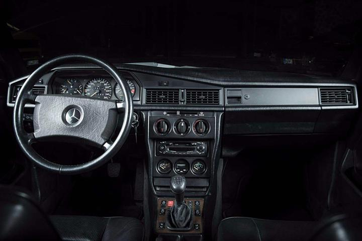 the mercedes 190e evo i was great but ultimately overshadowed. Black Bedroom Furniture Sets. Home Design Ideas
