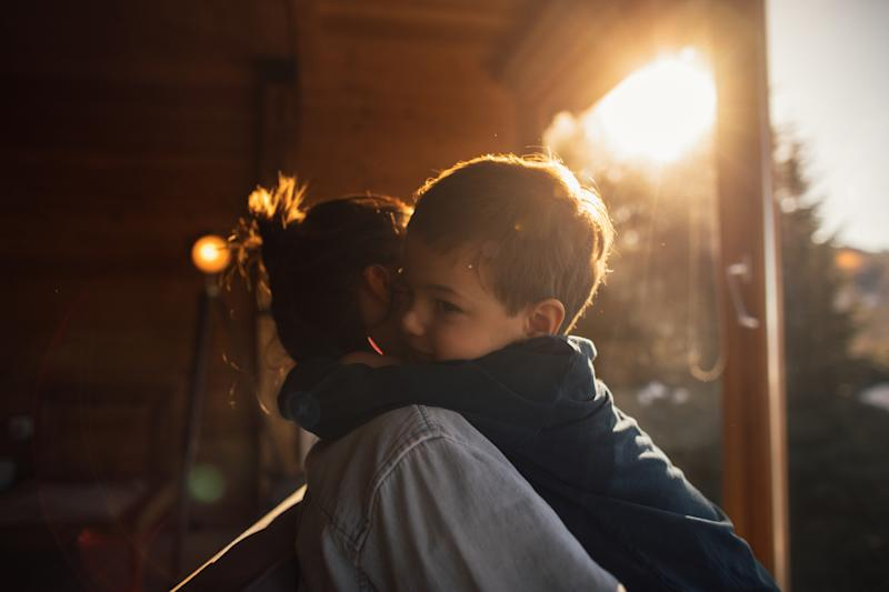 Single mums are putting their children before relationships [Photo: Getty]