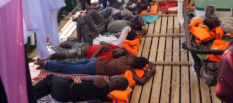 Migranti: la nave Open Arms sarà a Lampedusa in mattinata