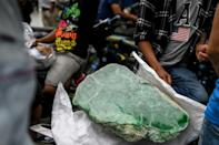 Myanmar's powerful military has sprawling commercial interests, including in the country's lucrative jade trade