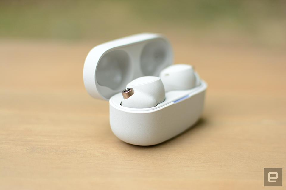 <p>Sony totally overhauled its true wireless earbuds with a new design, more powerful noise cancellation, improved battery life and more. However, the choice to change to foam tips leads to an awkward fit that could be an issue for some people. The M4 is also more expensive than its predecessor, which wouldn't be a big deal if fit wasn't a concern.</p>
