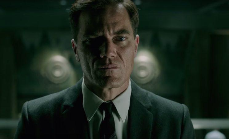 Michael Shannon in 'The Shape of Water' (credit: 20th Century Fox)