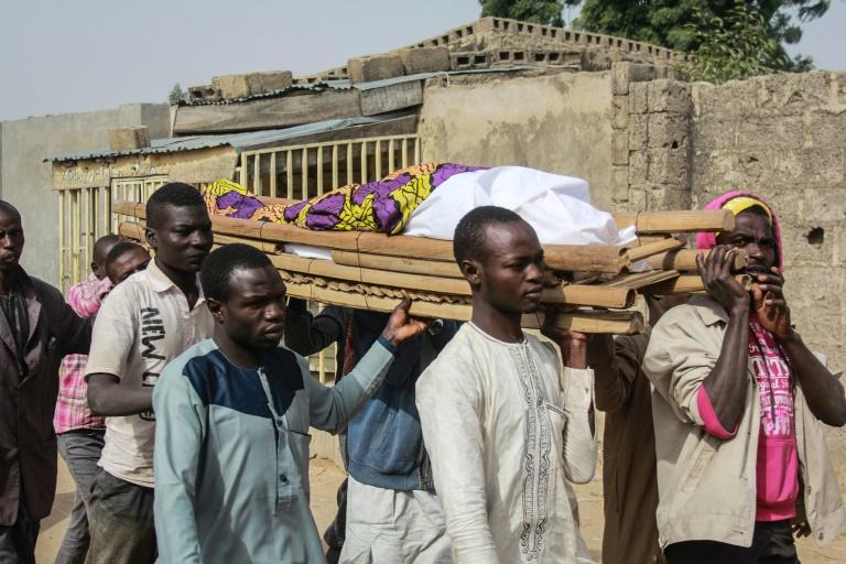 The northeast region of Borno sees regular attacks on civilians and on Tuesday people at Sajeri villagers buried the victims of the last attack