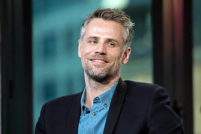 Richard Bacon admits he has an ongoing addiction to alcohol (Credit: Getty Images)