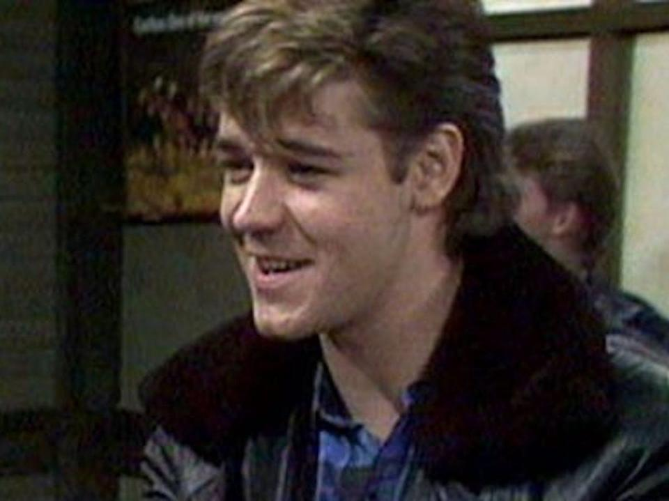 """Russell Crowe on """"Neighbours."""""""