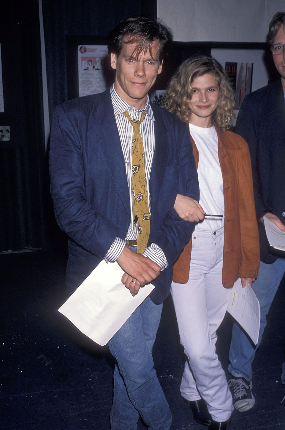 The couple at the Red Earth Ensemble's Fifth Anniversary Celebration at the Westbeth Theatre in New York City.