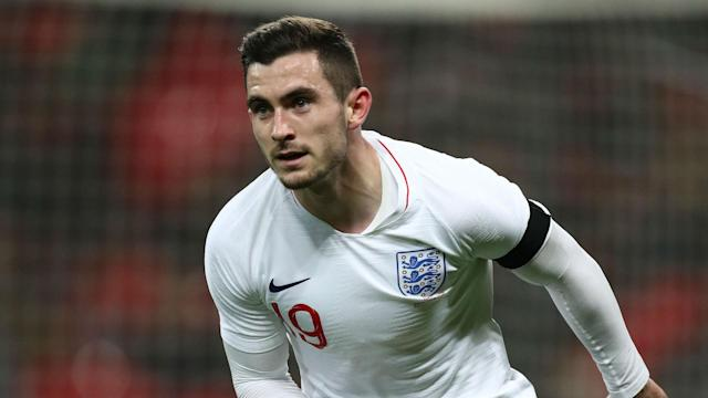 England and Bournemouth midfielder Lewis Cook will miss the rest of this season with a ruptured anterior cruciate knee ligament.