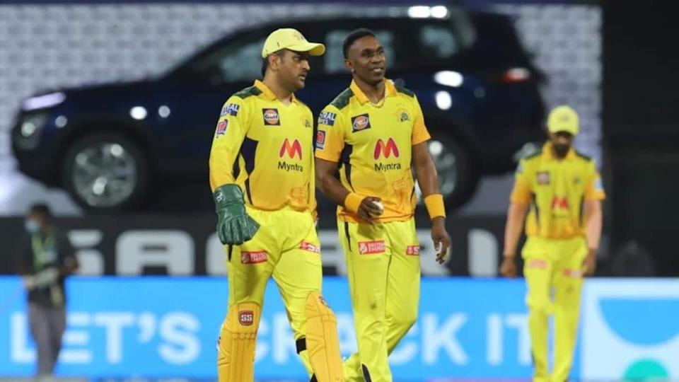 IPL 2021: Dhoni fined for CSK