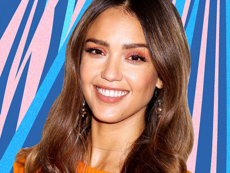 025de2a3ef549 Oh, Baby! Jessica Alba Is Pregnant With Her Third Child & She's Absolutely  Glowing