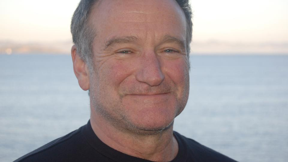 Robin Williams in Robin's Wish. Directed by Tylor Norwood, the film relays the legend of Robin Williams, and investigates his final few months. (Vertical Entertainment)