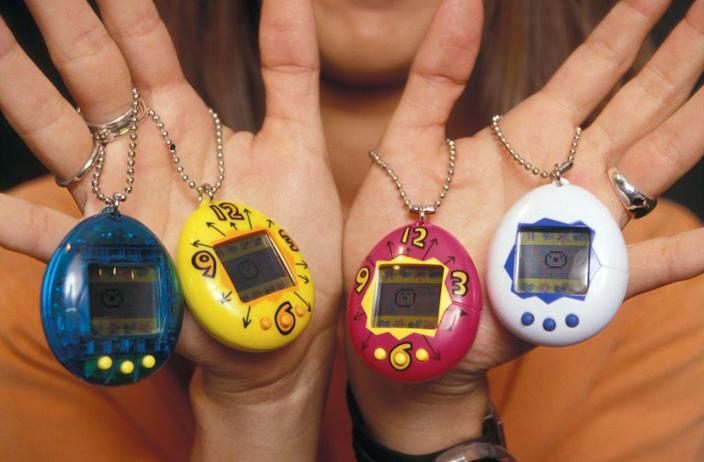 <p>Getting a Tamagotchi seemed like a good idea at the time—it was like a pet, but you didn't have to clean up after it. But after two days of forgetting to feed and play with it, you were kinda over it. </p>